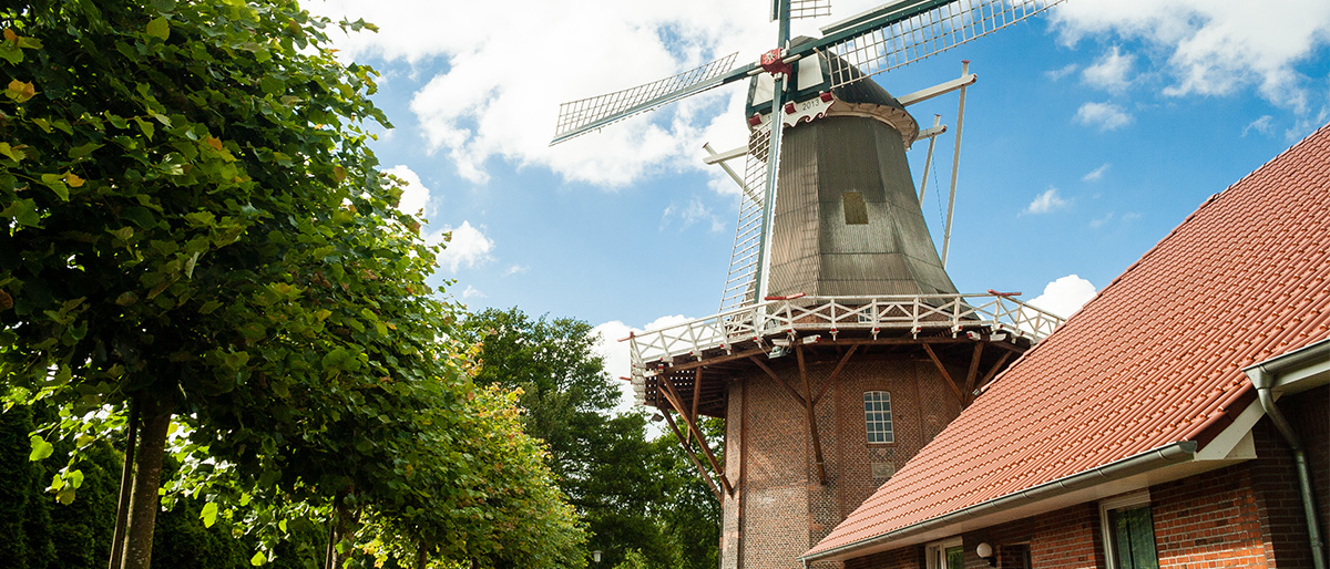 Windmühle Neermoor